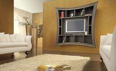 Modern Living Room Contemporary Tv Wall Mount In Elegant Living R
