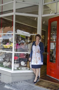 Welcome to this artisan and vintage store in Kyneton, Victoria