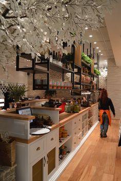 Yanais Restaurant design