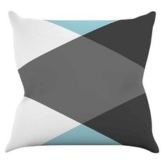 Suzanne Carter Diamonds Throw Pillow - KESS InHouse : Target