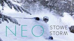 Surprise! Being the highest peak in Vermont certainly has its advantages. Watch as Ski The East explores some stashes from a storm last February Neo One: Stowe Storm