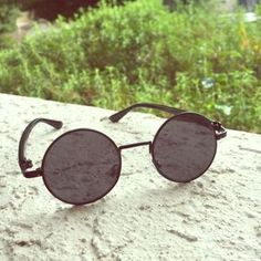 I just discovered this while shopping on Poshmark: John Lennon style sunglasses. Check it out!  Size: OS