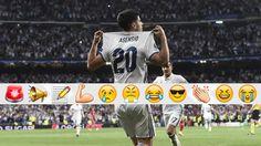 Real Madrid: Asensio, ha nacido el Galáctico español | Marca.com http://www.marca.com/futbol/real-madrid/2017/04/18/58f6708e22601da11e8b45bf.html