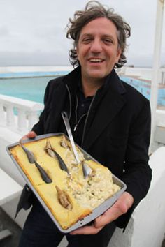 Chef Giorgio Locatelli