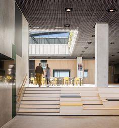 Scandinavia's largest library opens in Aarhus by Schmidt Hammer Lassen