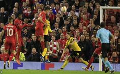 (Video) Liverpool 4-3 Dortmund full highlights: Lovren sinks the...: (Video) Liverpool 4-3 Dortmund full… #LiverpoolvsDortmund #Liverpool