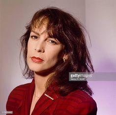 American actress Jamie Lee Curtis circa 1985
