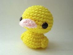 Amigurumi Daffy Duck : 1000+ images about Ducks on Pinterest Donald duck, Daisy ...