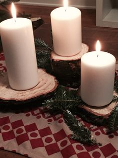 Natural affordable Christmas