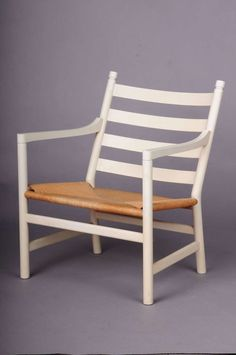 Hans J. Wegner CH 44 Chair   From a unique collection of antique and modern chairs at https://www.1stdibs.com/furniture/seating/chairs/