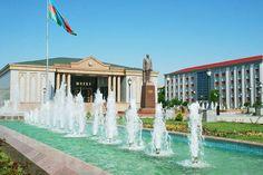 Experiencias de viaje, Najichevan. Region autonoma de Azerbaiyan.
