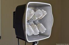 800 Watt Equivalent DIY Video Light