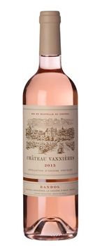 TO TRY: Château Vannières Bandol Rosé | flavors of white peach and toasted almond