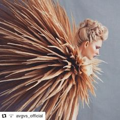 an amazing image -- #Repost @avgvs_official with @repostapp  She rises from the ashes like a phoenix.... #inspiration #inspo #plumes #feathers #plumedcreature #phoenix