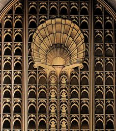 Architectural Detail: Doorway of The Shell Building - San Francisco by Anomalous_A, via Flickr