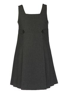 Back to school: Uniform essentials. John Lewis School A-line tunic #school