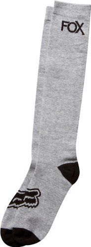 Fox Racing - Fox Girls Socks - Dirt Fighter - Gray - One Size Fox Racing. $12.50