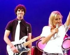 I love how Lauren is all pumped up, and then there's Darren, just smiling, from 'Little White Lie'