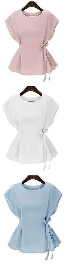 Look Fashion, Womens Fashion, Fashion Design, Fashion Trends, Latest Fashion, Blue Fashion, Gothic Fashion, Fashion News, Cotton Blouses