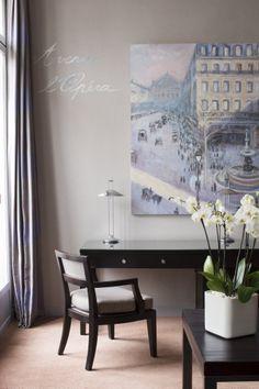 Pissarro Suite - In 1898, Camille Pissarro lived in this Suite.