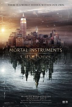 The Mortal Instruments - Out 23 Aug in Showcase Cinemas Omg and i already read all the saga books! It's great the feeling when you read a book and time later the movie come out
