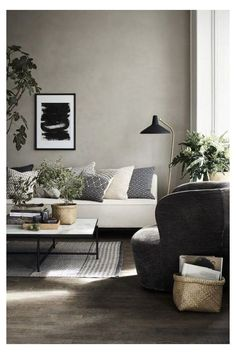 Living Pequeños, Nordic Living Room, Indian Living Rooms, Living Room Grey, Living Room Interior, Modern Living, Cozy Living, Scandinavian Living Rooms, Small Living