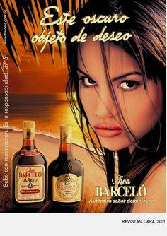 Diseño y realización gráfica campañas Ron Barceló Imperial, Añejo y Gran Añejo. 10