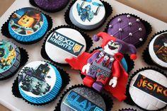 Lego Nexo Knights Cupcakes
