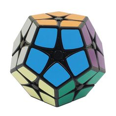 Shengshous 3 Three Layers Megaminx Magic Cube Toy For Kids 3x5x12 Cubo Megico 3*5*12 Sides Boys Birthday Gift Non-Ironing Tool Organizers