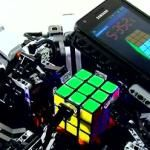 Lego Mindstorm set breaks world record solving Rubik's cube in just over 5 s