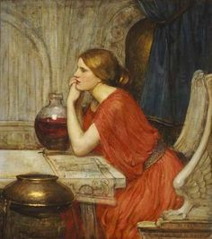 View Circe by John William Waterhouse on artnet. Browse upcoming and past auction lots by John William Waterhouse. John William Waterhouse, Pre Raphaelite Paintings, John Everett Millais, Dante Gabriel Rossetti, Morris, Victorian Art, Greek Mythology, Find Art, Oil On Canvas