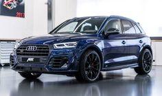 Audi SQ5 ABT (2018)