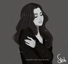 Selena Gomez Twitter, Selena Gomez Album, Selena Gomez Music, Selena Gomez Cute, Selena Gomez Pictures, Digital Art Girl, Digital Portrait, Portrait Art, Cartoon Drawings