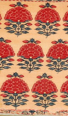SUNO Prints, Patterns, and Textiles 19th c. Kashmir