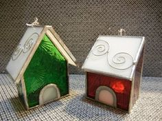 Stained Glass Christmas Craft Fair: ORNAMENTS! | Shattered by Light