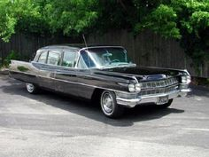1964 Cadillac Fleetwood Series Seventy Five Limo