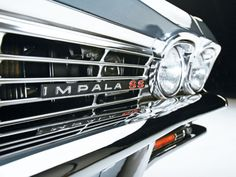 1965 Chevrolet Impala Super Sport.