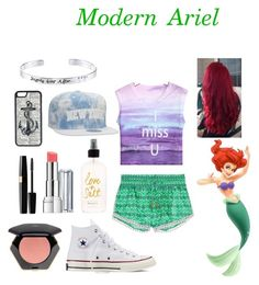 """Modern Ariel"" by shaners125 on Polyvore"
