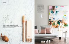 Deko, styling by Jenni Juurinen, Photos Paula Kukkonen/Otavamedia Sofa, Couch, Jenni, Patio, Photos, Furniture, Home Decor, Style, Deco
