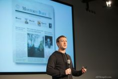 Facebook Wants to Be a Newspaper. Facebook Users Have Their Own Ideas