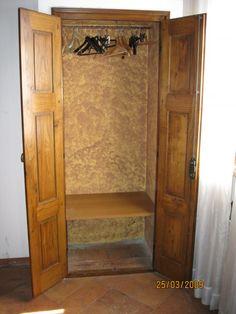 Ante armadio a muro in Rovere nostrano 2