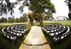 { Ask Cynthia }: Wedding Inspirations   Ceremony Decor