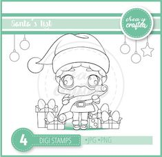 Crea y Craftea Digi Stamps, Halloween, Clipart, Cardmaking, Scrapbook, Crafts, Color, Pink Christmas, Small Boxes