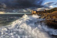 Замок Тоскана, Италия