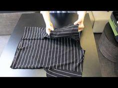 Come preparare la valigia secondo il metodo Konmari. Il tutorial di Marie Kondo - YouTube