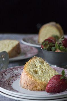 Low Carb Grain-Free Kentucky Butter Cake Recipe