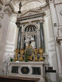 San Marcuola - Venice, Italy - San Gaetano and Christ Child