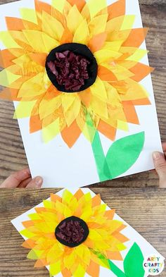 Halloween Crafts For Toddlers, Summer Crafts For Kids, Crafts For Seniors, Thanksgiving Crafts For Kids, Art For Kids, Thanksgiving Decorations, Kids Diy, Fall Toddler Crafts, Fall Activities For Kids