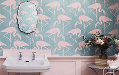 Flamingos Sanderson