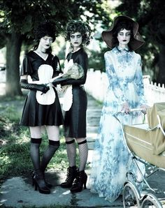 Haha, love this Halloween style fashion story! Disturbia-jeff-bark-dazed-confused-november-2013-03